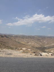 View from Jericho