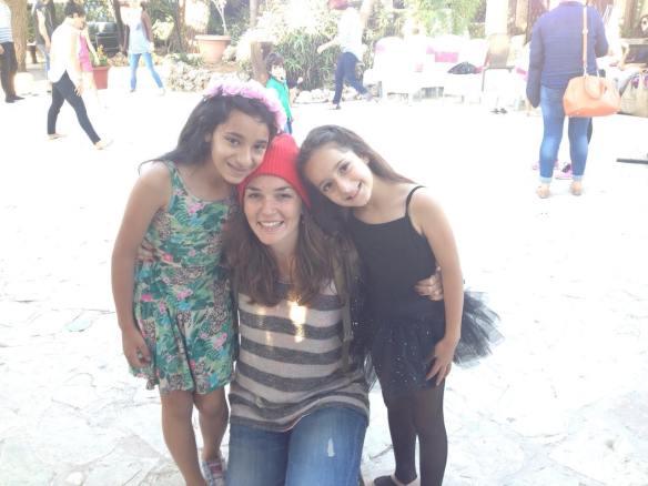 Two Cuties in Ramallah